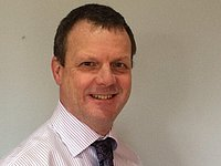 Mike Willis, new Sales Director at HUBER Technology UK