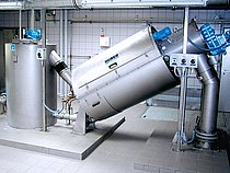 ROTAMAT® Screw Thickener RoS 2